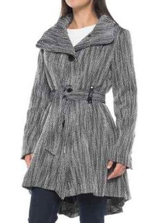 Steve Madden Sweater Wrap Coat (For Women)