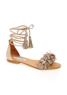 Steve Madden 'Sweetyy' Lace-Up Sandal (Women)