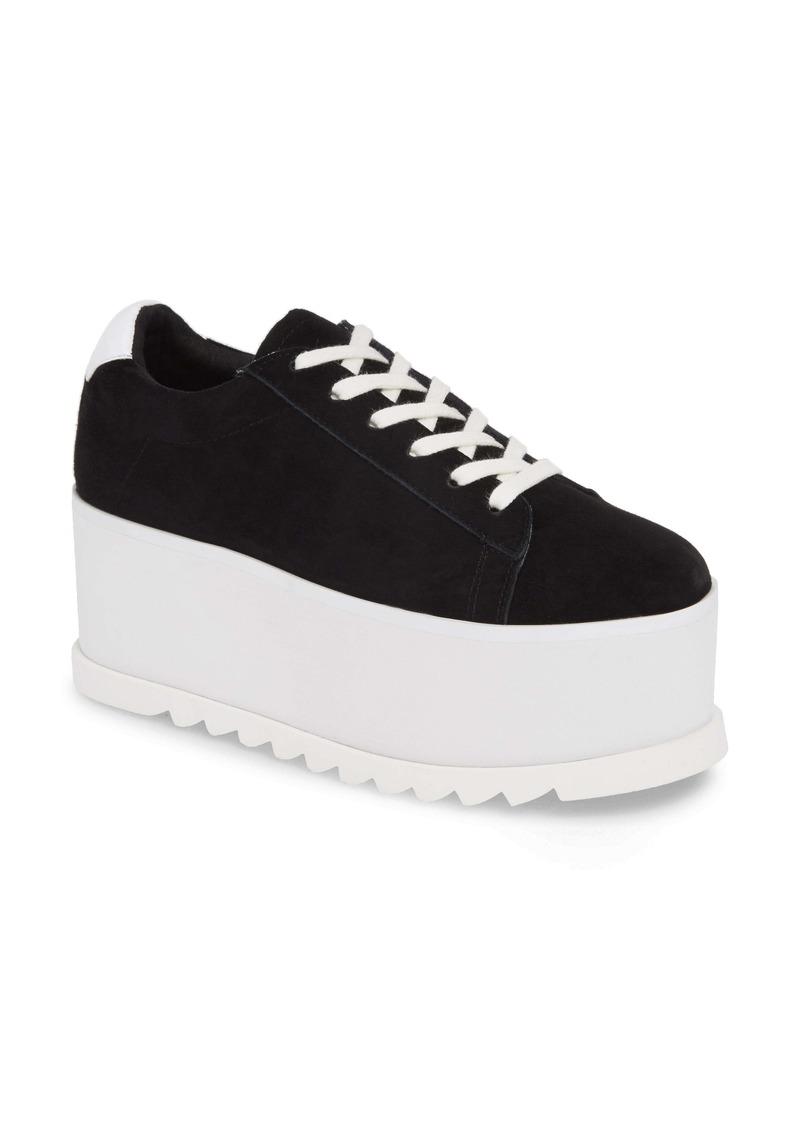 Steve Madden Taffy Platform Sneaker (Women)