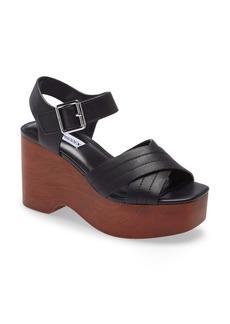 Steve Madden Thriving Platform Wedge Sandal (Women)