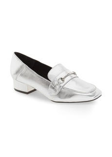 Steve Madden 'Timbir' Square Toe Loafer (Women)