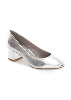 Steve Madden 'Tomorrow' Block Heel Pump (Women)