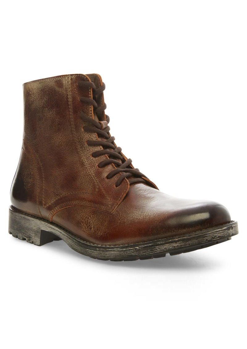Steve Madden Transit Plain Toe Boot (Men)