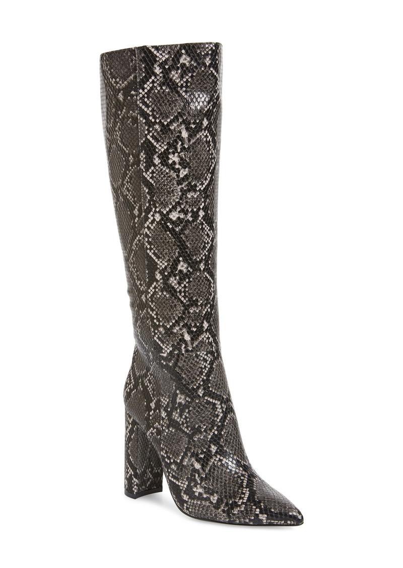 Steve Madden Triumph Knee High Boot (Women)