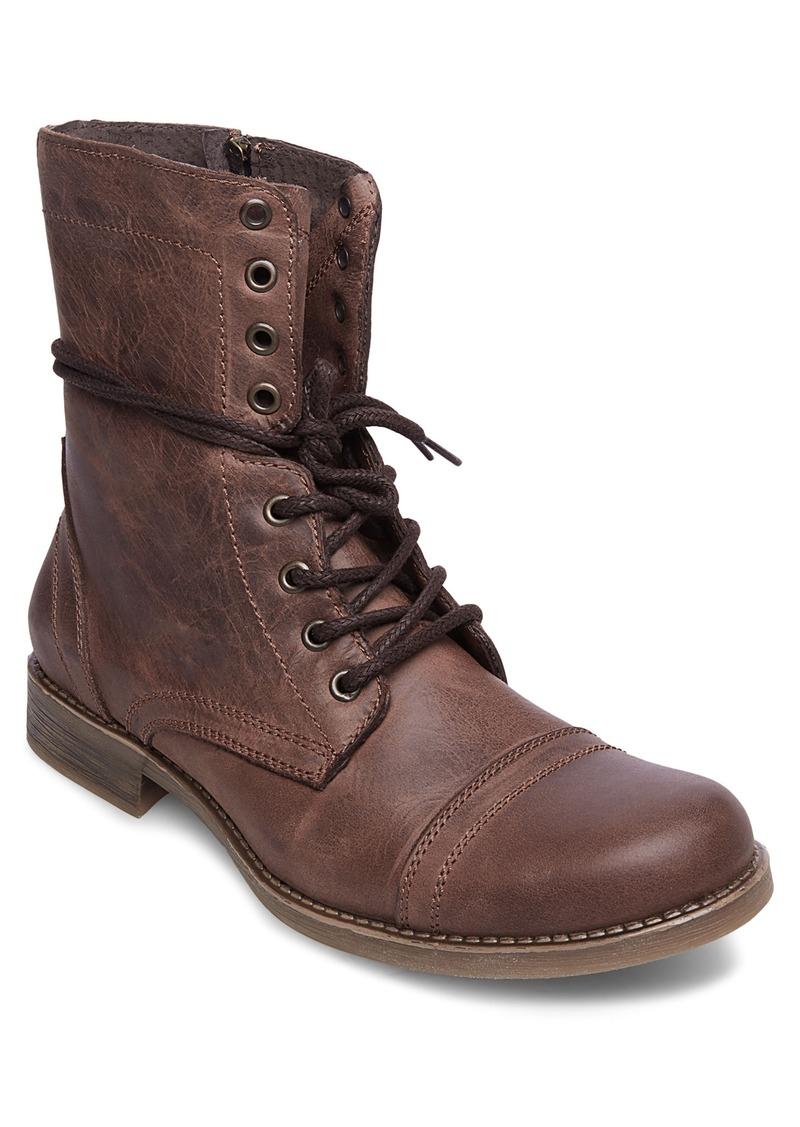 Steve Madden Troopah-C Cap Toe Boot (Men)