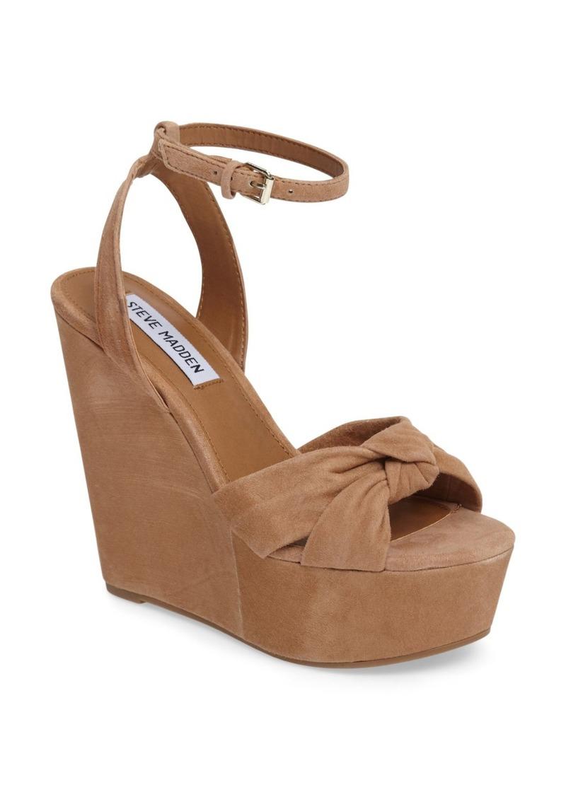 Steve Madden Tylie Platform Wedge Sandal (Women)