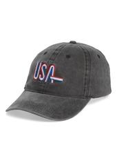 Steve Madden USA Baseball Cap