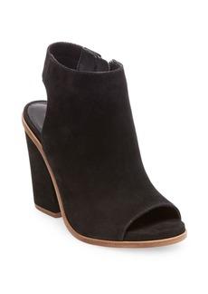 Steve Madden Valencia Leather Ankle-Length Sandals