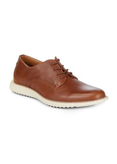 Steve Madden Vance Leather Derby Shoes