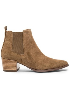 Steve Madden Vanity Bootie in Tan. - size 10 (also in 7.5,9)