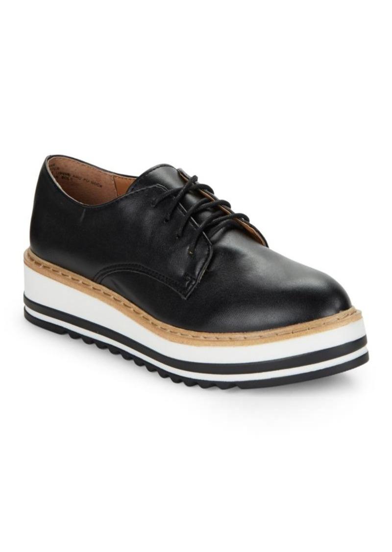 9b947664d1a On Sale today! Steve Madden Steve Madden Vassar Faux Leather ...