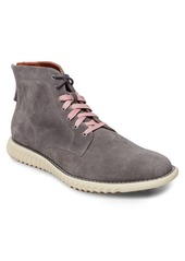 Steve Madden Verner Suede Plain Toe Boot (Men)