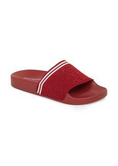 Steve Madden Vibe Sock Knit Slide Sandal (Women)