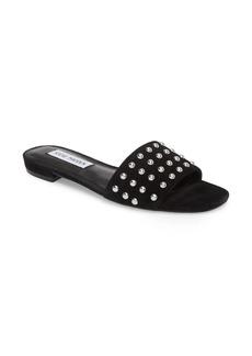 Steve Madden Viv Studded Slide Sandal (Women)