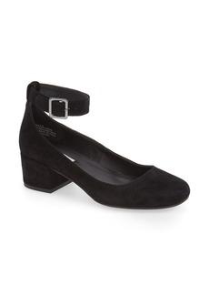 Steve Madden 'Wails' Ankle Strap Pump (Women)