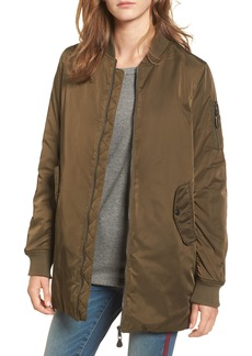 Steve Madden Water Repellent Bomber Jacket