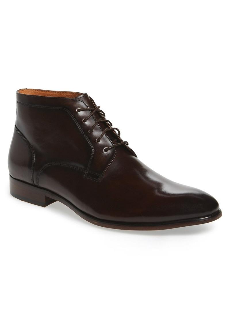 Steve Madden 'Webbar' Plain Toe Boot (Men)