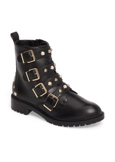 Steve Madden Wilmer Studded Boot (Women)