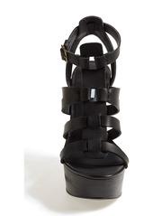 Steve Madden 'Winslet' Wooden Wedge Sandal