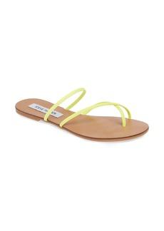 Steve Madden Wise Strappy Slide Sandal (Women)