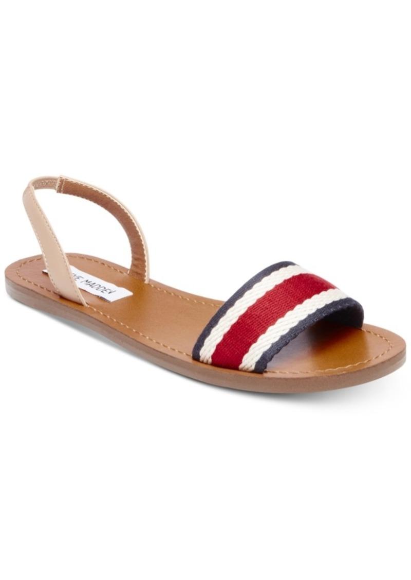 Steve Madden Women's Abella Flat Sandals