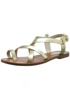 Steve Madden Women's Agathist Gladiator Sandal