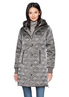 Steve Madden Women's Anorak Fashion Jacket  L