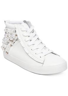 Steve Madden Women's Bayside Embellished Jogger Sneakers