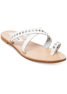 Steve Madden Women's Becky Studded Slide Sandals