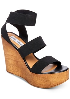 Steve Madden Women's Blondie Wedge Sandals