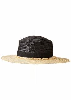 Steve Madden Women's Boater Hat