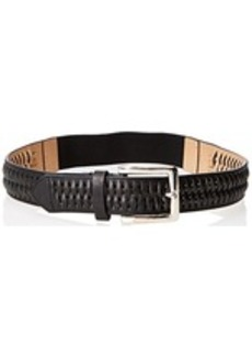 Steve Madden Women's Braided Buckle Stretch Belt  Small/Medium