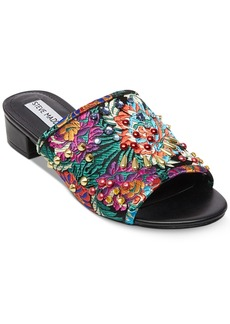 Steve Madden Women's Briele Brocade Slides