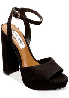 Steve Madden Women's Brrit Platform Sandals Women's Shoes