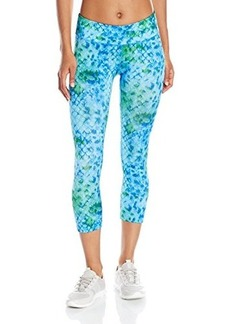 Steve Madden Women's Calling All Mermaids Cropped Run Tight