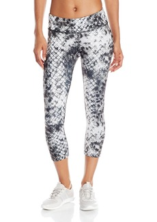 Steve Madden Women's Calling All Mermaids Cropped Run Tight  X-Large