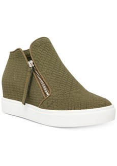 Steve Madden Women's Camden Knit Wedge Sneakers