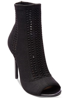 Steve Madden Women's Candid Peep-Toe Booties Women's Shoes