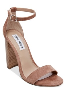 Steve Madden Women's Carrson Ankle-Strap Dress Sandals