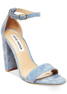 Steve Madden Women's Carrson Ankle-Strap Sandals Women's Shoes