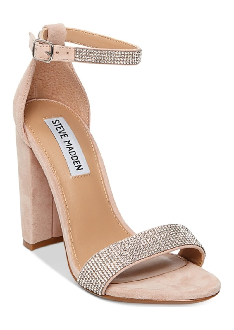 700c0768059 Steve Madden Steve Madden Women s Carrson Embellished Dress Sandals ...