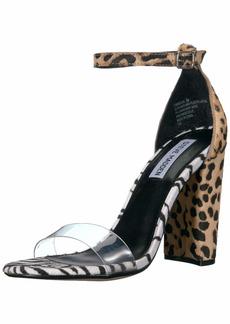 Steve Madden Women's Carrson-L Heeled Sandal   M US