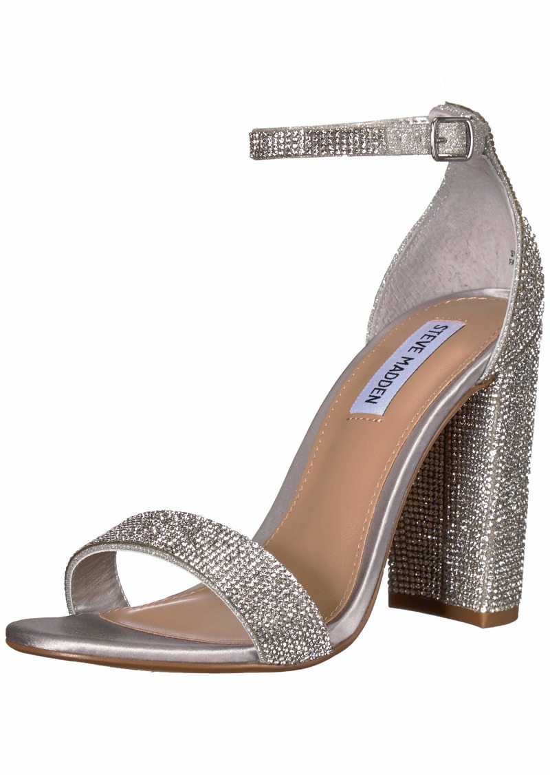 Steve Madden Women's Carrson-R Heeled Sandal   M US