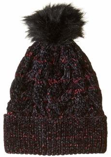 Steve Madden Women's Chenille Pom Hat  ONE Size