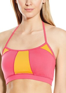 Steve Madden Women's Color Block Low Impact Bra