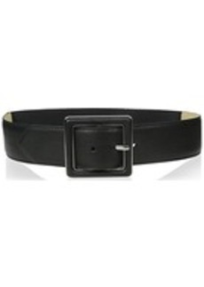 Steve Madden Women's Covered Buckle Stretch Belt  Small/Medium