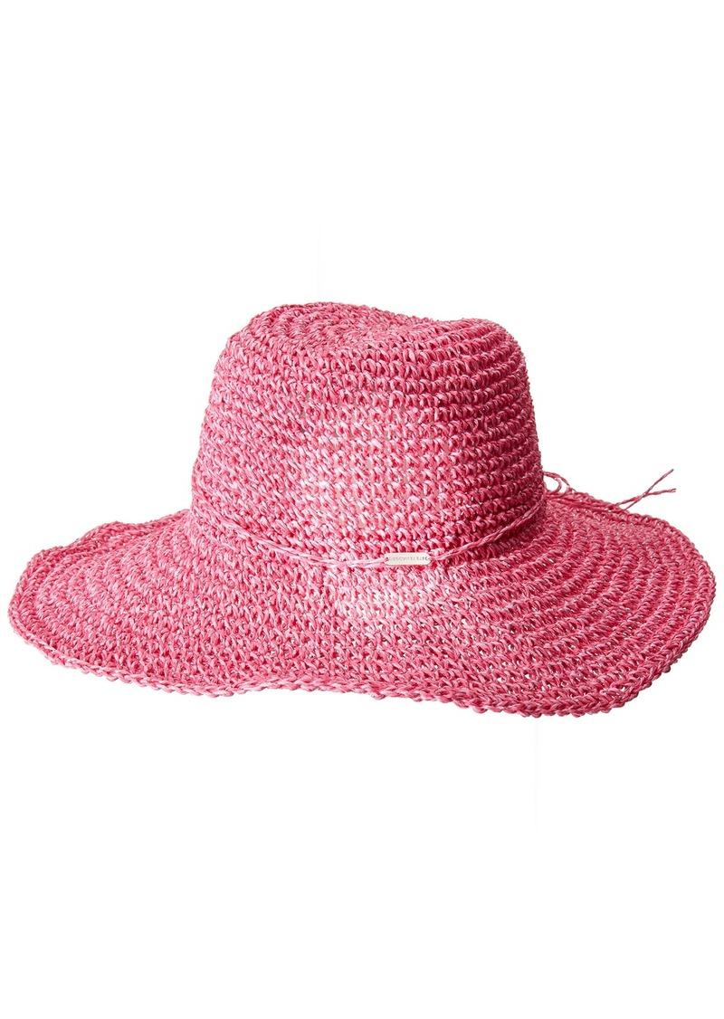 Steve Madden Women's Crochet COWBODY HAT with Ties