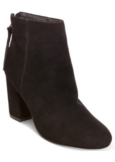 Steve Madden Women's Cynthia Block-Heel Booties Women's Shoes