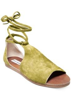 Steve Madden Women's Elaina Lace-Up Sandals