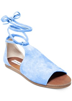Steve Madden Women's Elaina Lace-Up Sandals